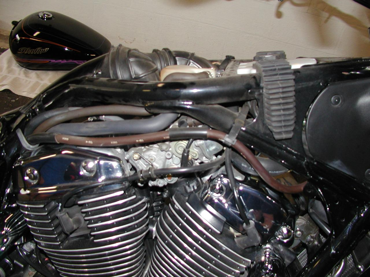 honda shadow 1100 carburetor jetting